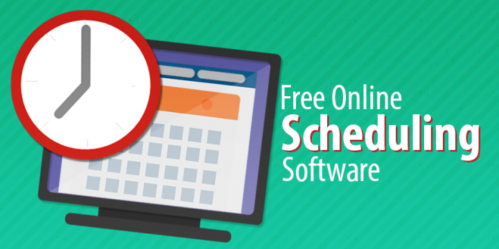 Software For Scheduling