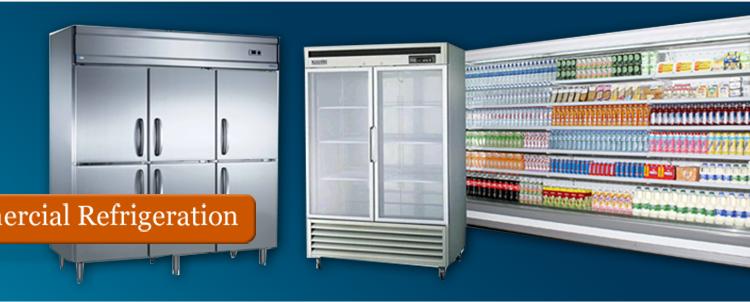 commercial refrigerator service