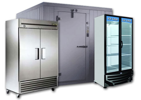 commercial refrigerator service
