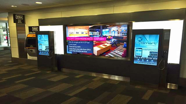 Compliment Rich Digital Signage Content With Attractive Graphics And Text