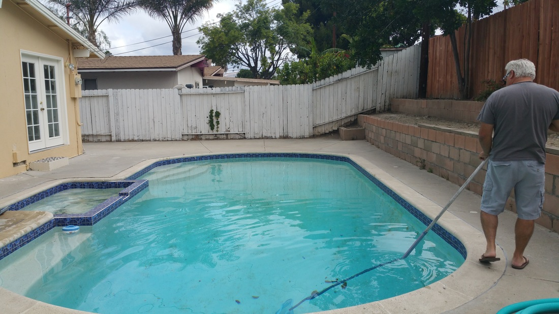 Pool Cleaning Services in Simi